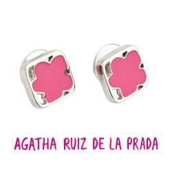PENDIENTES AUNIX -AGATHA RUIZ DE LA PRADA