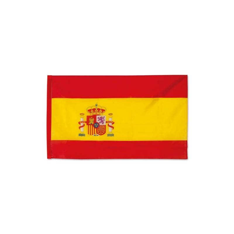 BANDERA ESPAÑA ESCUDO