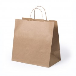 BOLSA PAPEL TAKE AWAY