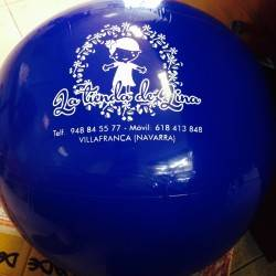 BALON PLAYA BALL