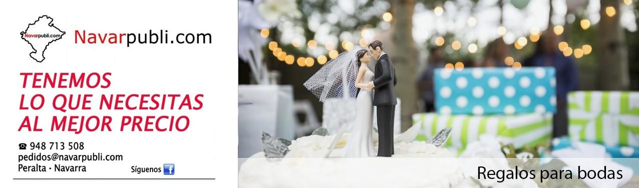 Regalos boda